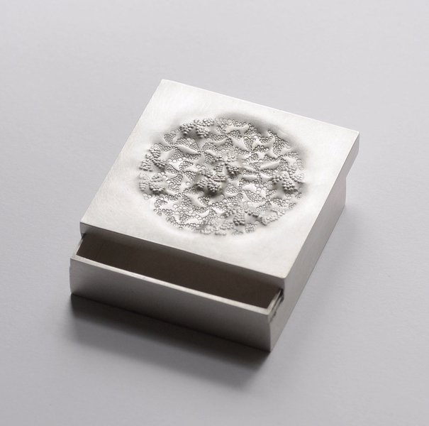Rebecca Burt, Sliding Square 'Bloom' Box