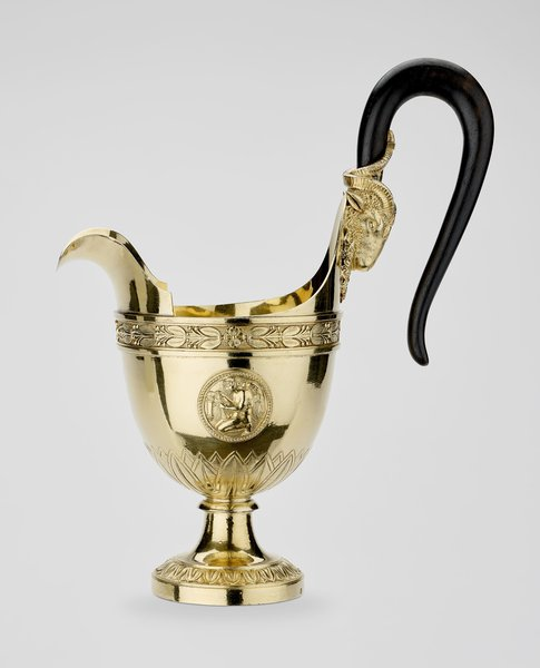 Ewer from the Tea service commissioned by Napoleon, 1798–1809 Image: Royal Collection Trust/ © Her Majesty Queen Elizabeth II 2017.