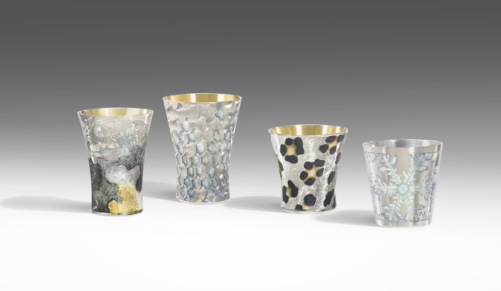 Beakers by Jane Short