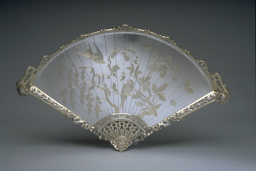 Tray, 1877/78 by Elkington & Co. Collection: The Worshipful Company of Goldsmiths