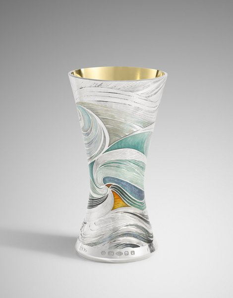 Lynne Brindley's Court Cup by Jane Short