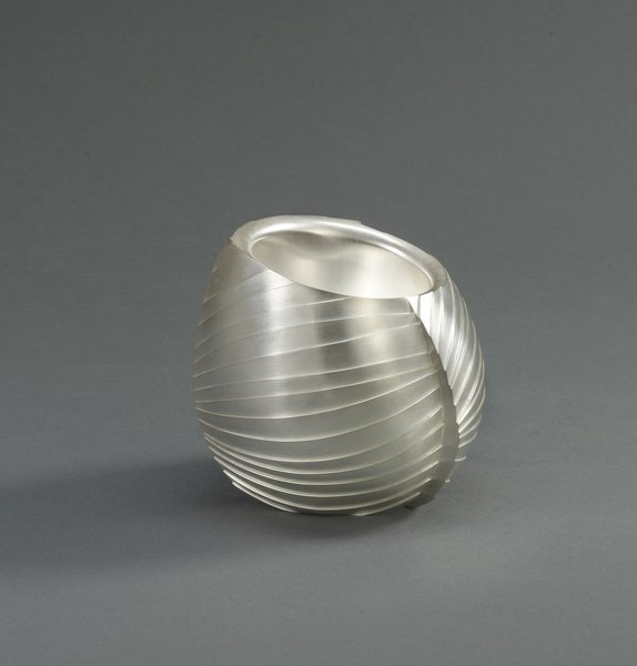 Sinew vessel, 2011 by Kevin Grey. Collection: The Worshipful Company of Goldsmiths