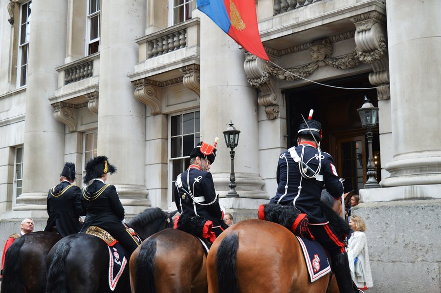 Honourable Artillery Company and city of London Sheriffs