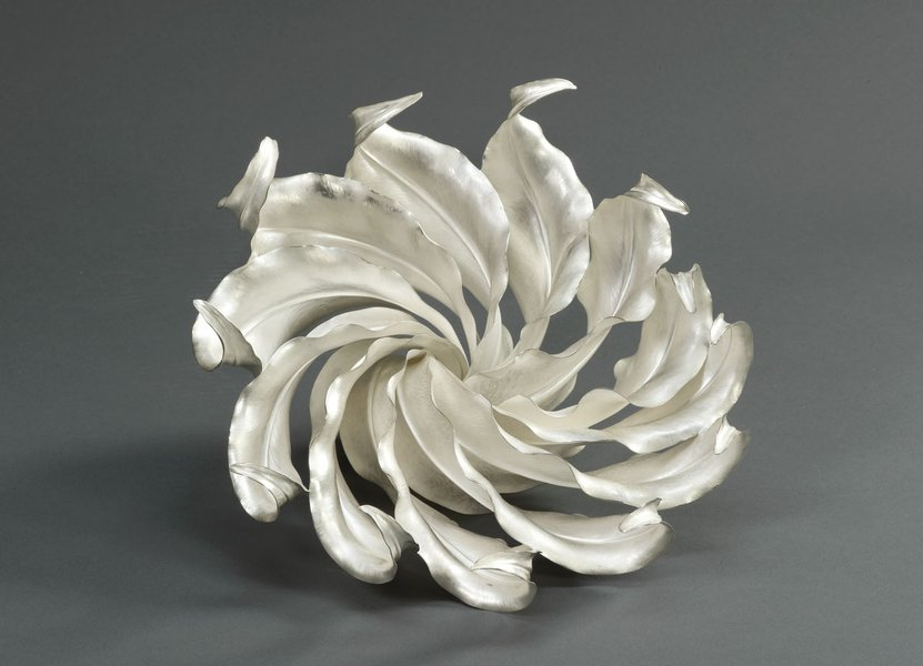 Spiritus centrepiece, 2010 by Theresa Nguyen. Collection: The Worshipful Company of Goldsmiths