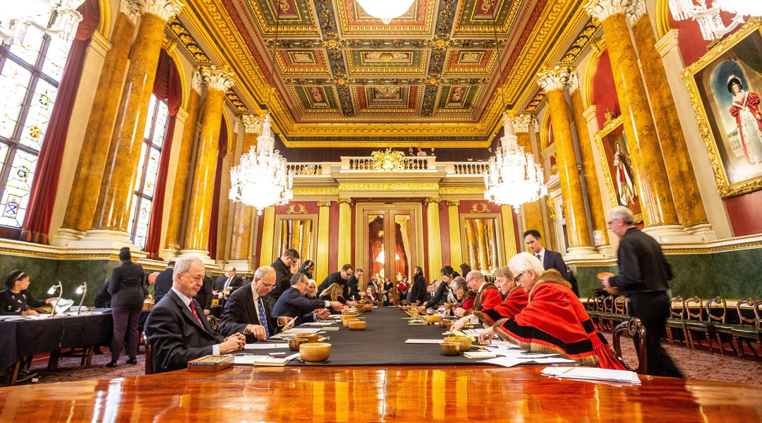 Opening of the Trial of the Pyx 2019