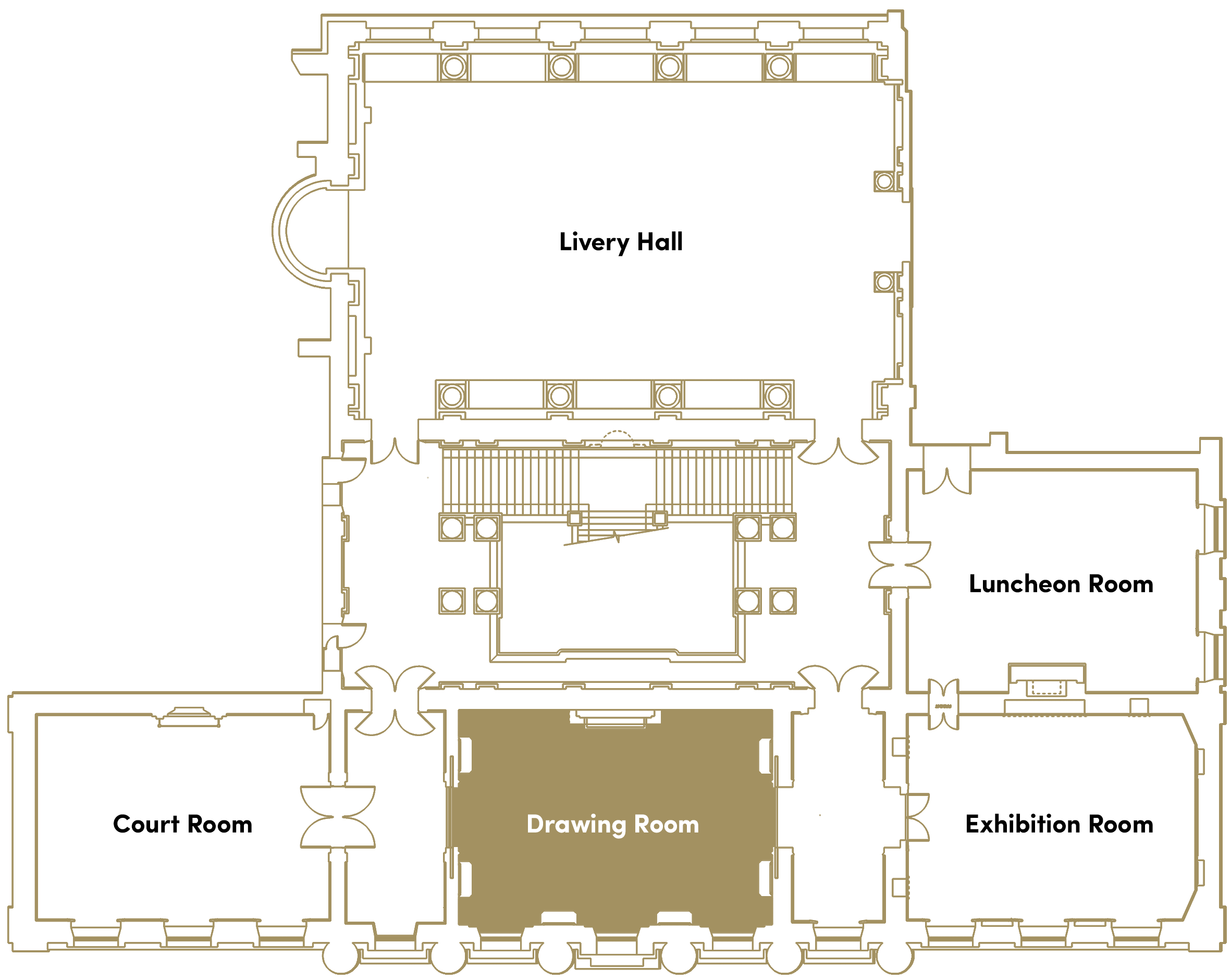 The Drawing Room - The Goldsmiths\' Company